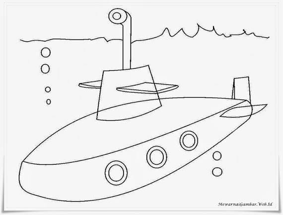 √ 100+ Gambar Sketsa Kapal Perang