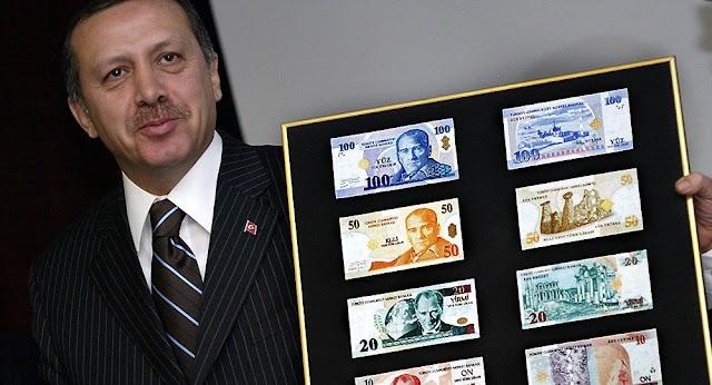 Τουρκία: Σε πρωτοφανή πίεση η λίρα – «Έρχονται Capital Controls», λένε αναλυτές