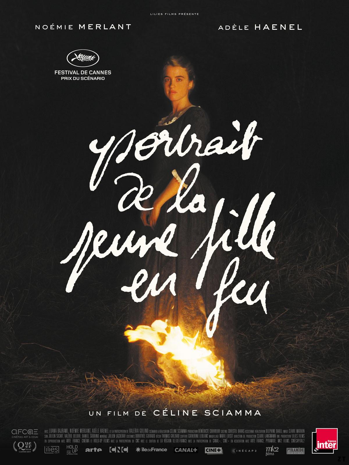 Portrait de la jeune fille en feu [BDRip] [Streaming] [Telecharger]