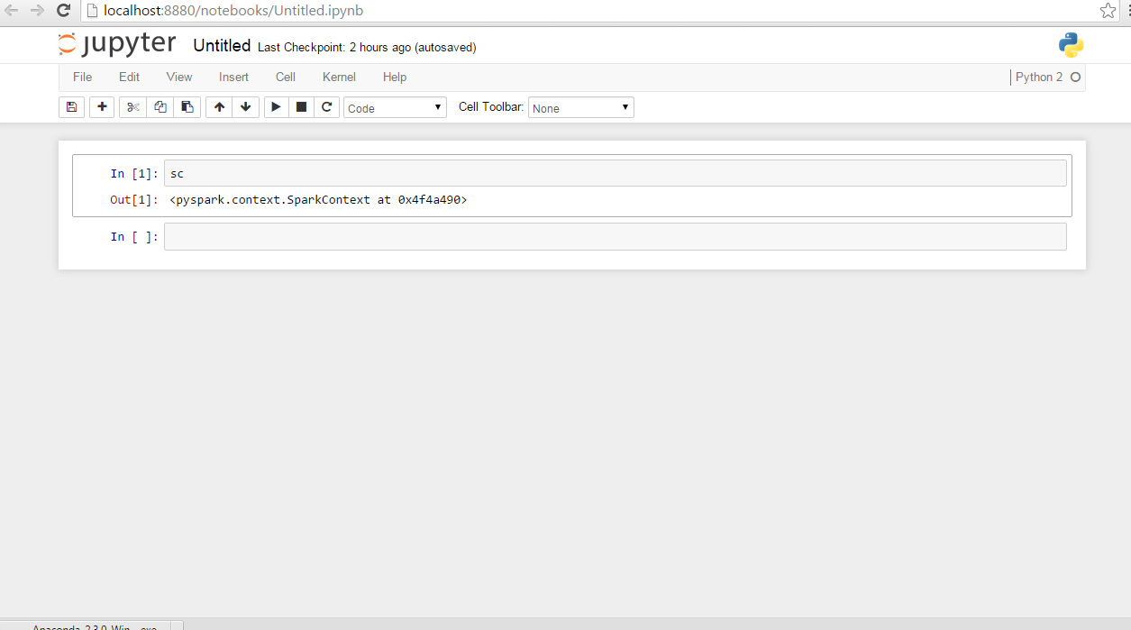 The Deriving Force of My Life: Installing IPython Notebook