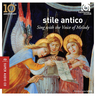 Sing with the Voice of Melody - Stile Antico