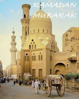 ramadan welcome messages