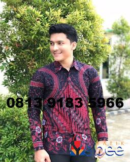 5 Cara Memilih Seragam Batik Pria | 0813 9183 5966