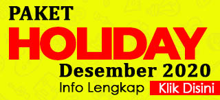 PAKET HOLIDAY