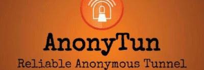Comment utiliser AnonyTun gratuitement