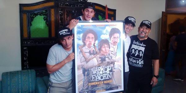 warkop dki reborn, ini tiga film jadul jadi inspirasi warkop dki reborn