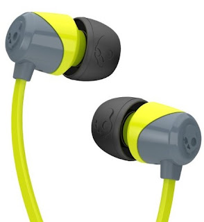 Skullcandy SCS2DUFZ-385 Jib In-Ear Headphone