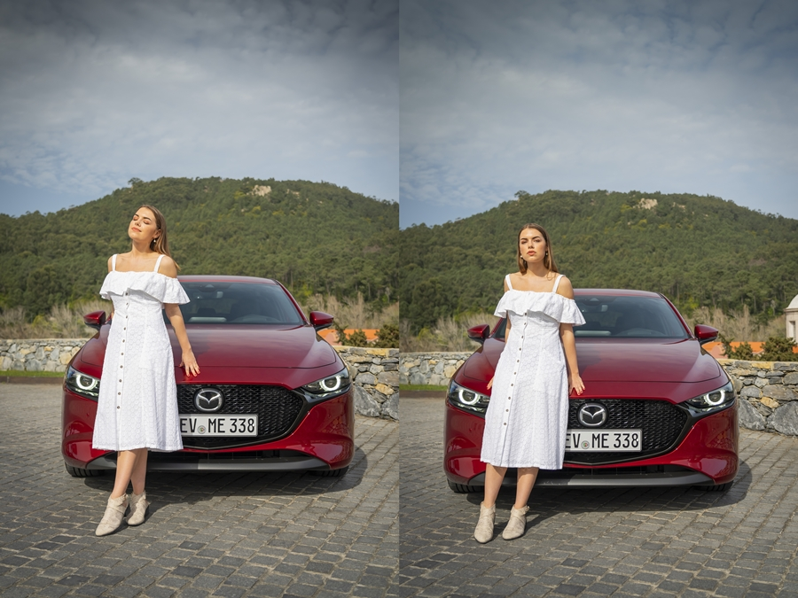 all new mazda 3 launch portugal