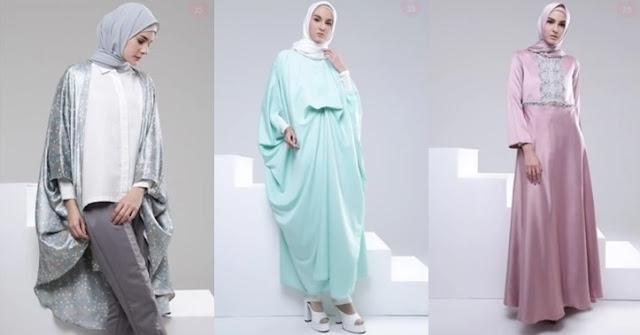 Tips memilih gaya busana hijab elegan