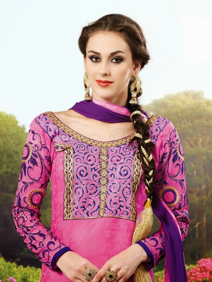 fabulous stylish patiala suits for girls by natasha couture from