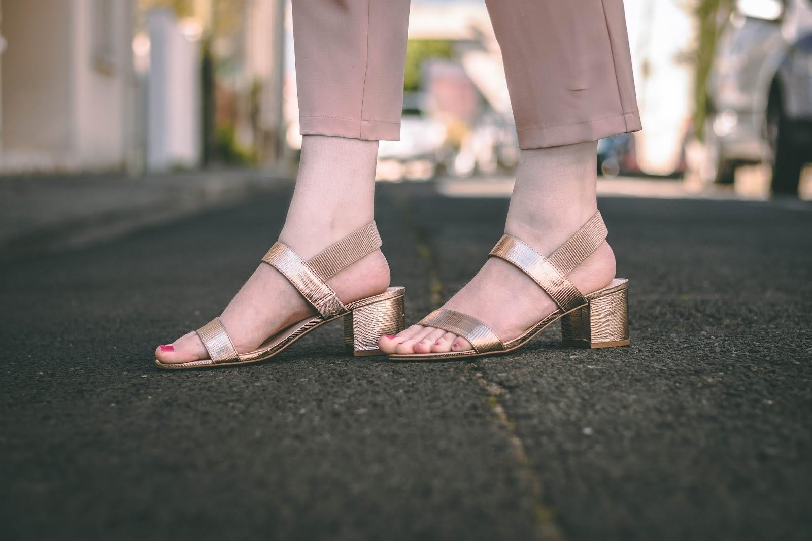 chaussures simples pour un mariage