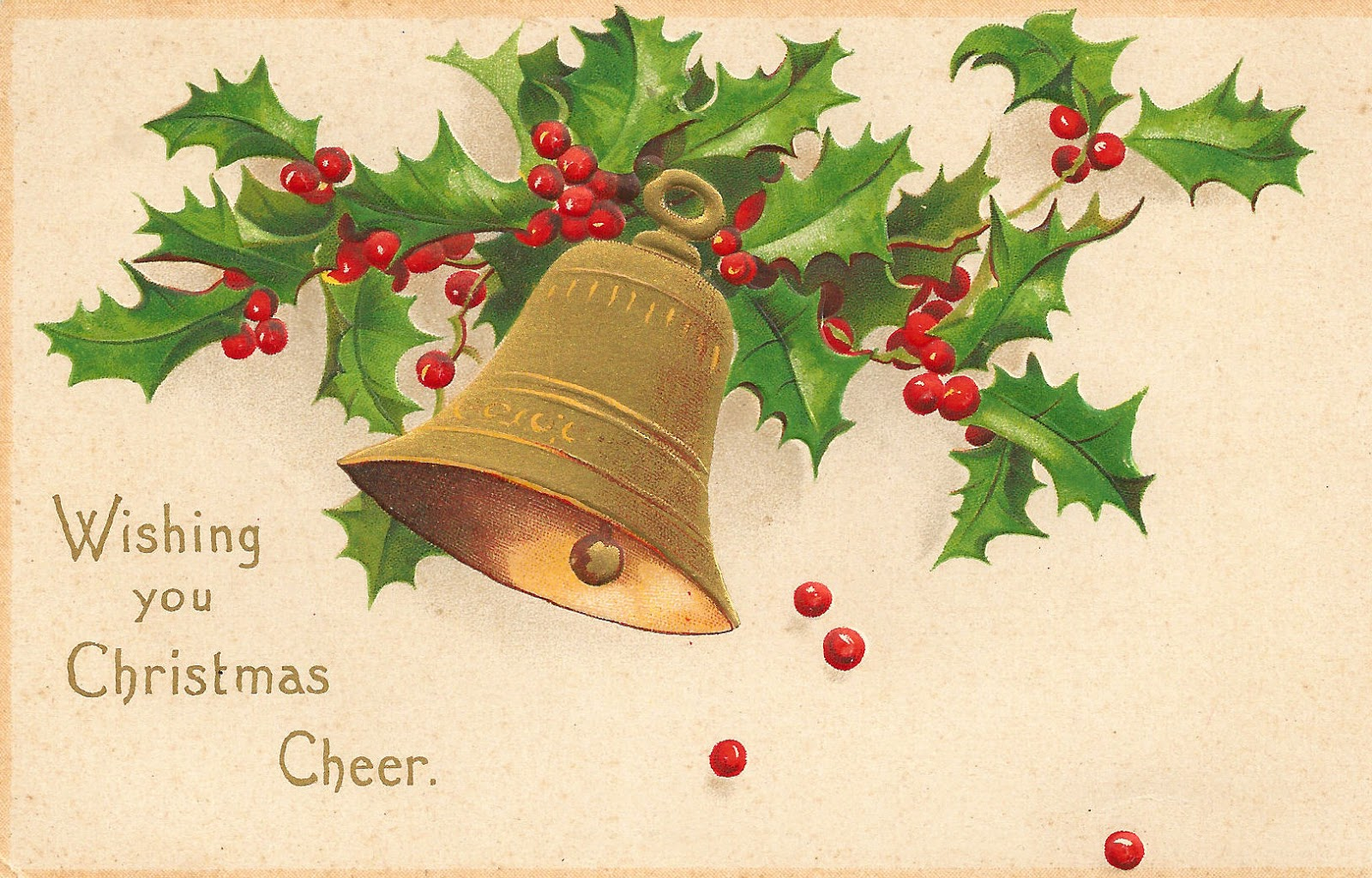 Free Vintage Christmas Pictures and Cards : Let's Celebrate!