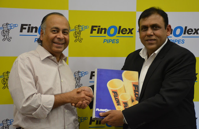 Lubrizol and Finolex Industries Limited Join Hands to Process FlowGuard® Branded CPVC Pipes and Fittings in India