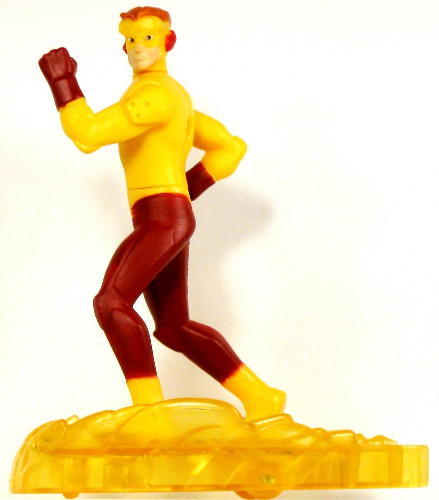 Toys And Stuff Mcdonald S 2011 Young Justice 7 Kid Flash