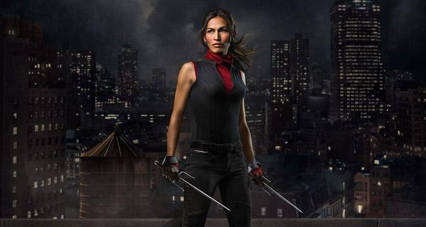 Elektra Daredevil Netflix