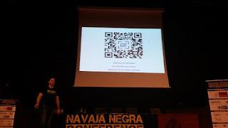Navaja Negra 2016 - Nicholas Barbovitch - Seguridad de sistemas de control de acceso basados en lectores ópticos