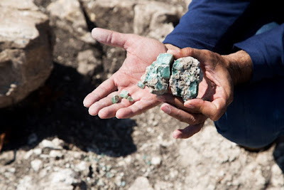 Oldest glass production kilns found in Israel