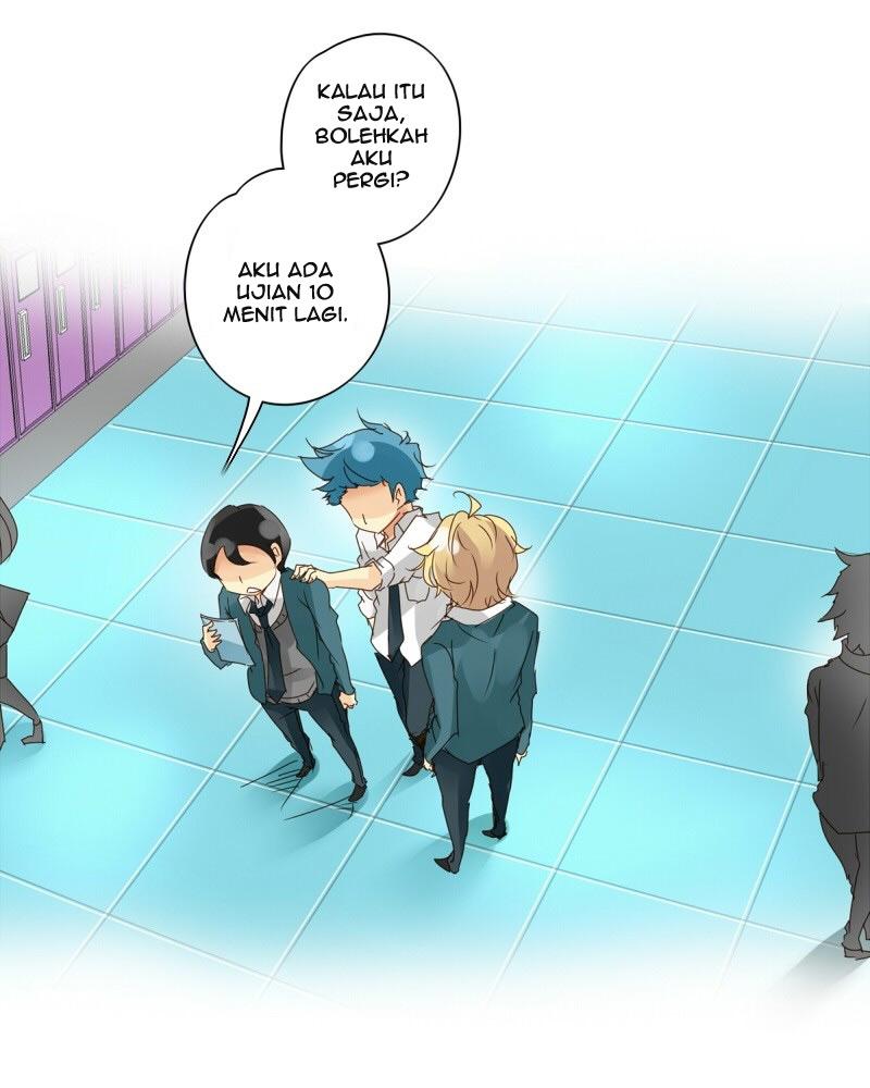Webtoon UnOrdinary Bahasa Indonesia Chapter 18