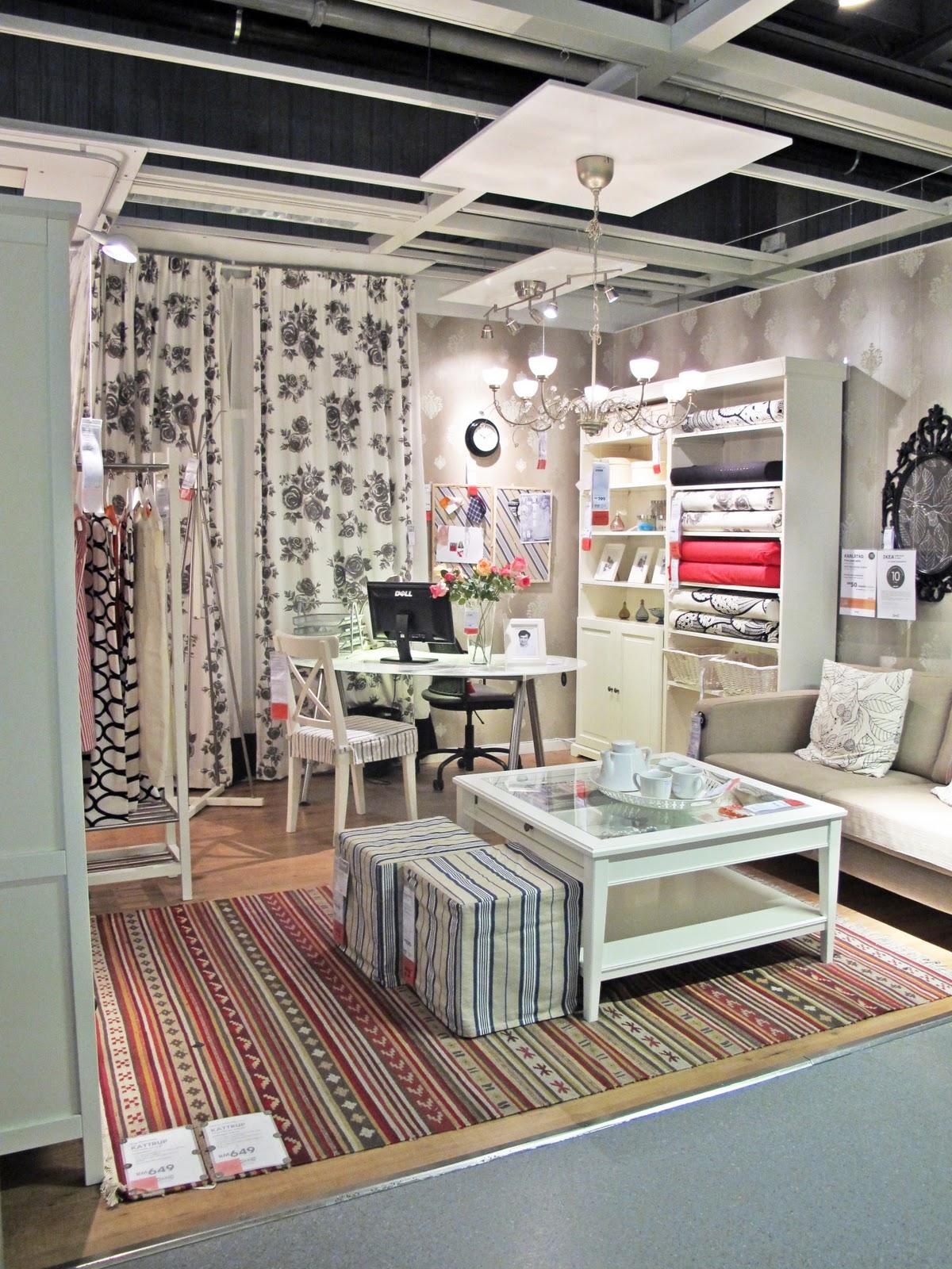 Sweetheart Studio Ikea Sewing Shop Showroom