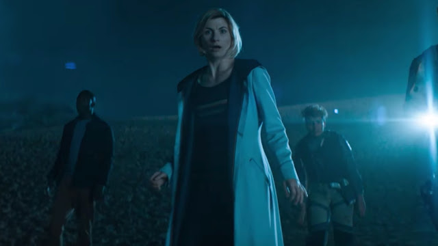 13th doctor new tardis