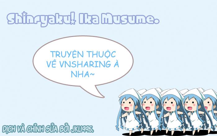 Shinryaku! Ika Musume Chap 170 - Truyen.Chap.VN