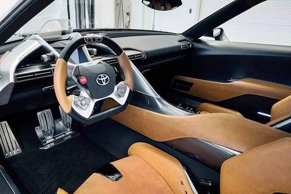 2016 Toyota Supra Spider