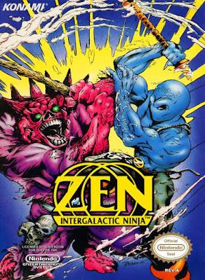 Review - Zen: Intergalactic Ninja - Nintendo
