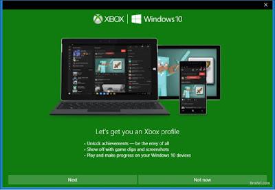 Fitur Baru di Windows 10 Anniversary Update