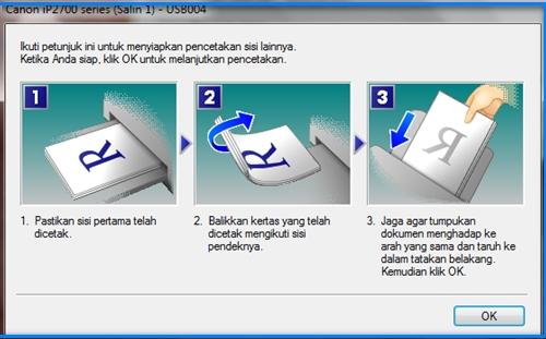 Cara Print Bolak Balik Di Microsoft Word Mudah dan Cepat