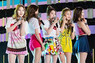 Lirik Lagu Red Velvet Some Love