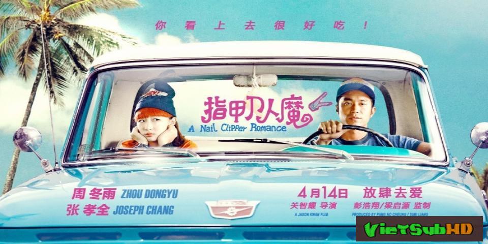 Phim Cô bạn gái kỳ quặc VietSub HD   A Nail Clipper Romance 2017