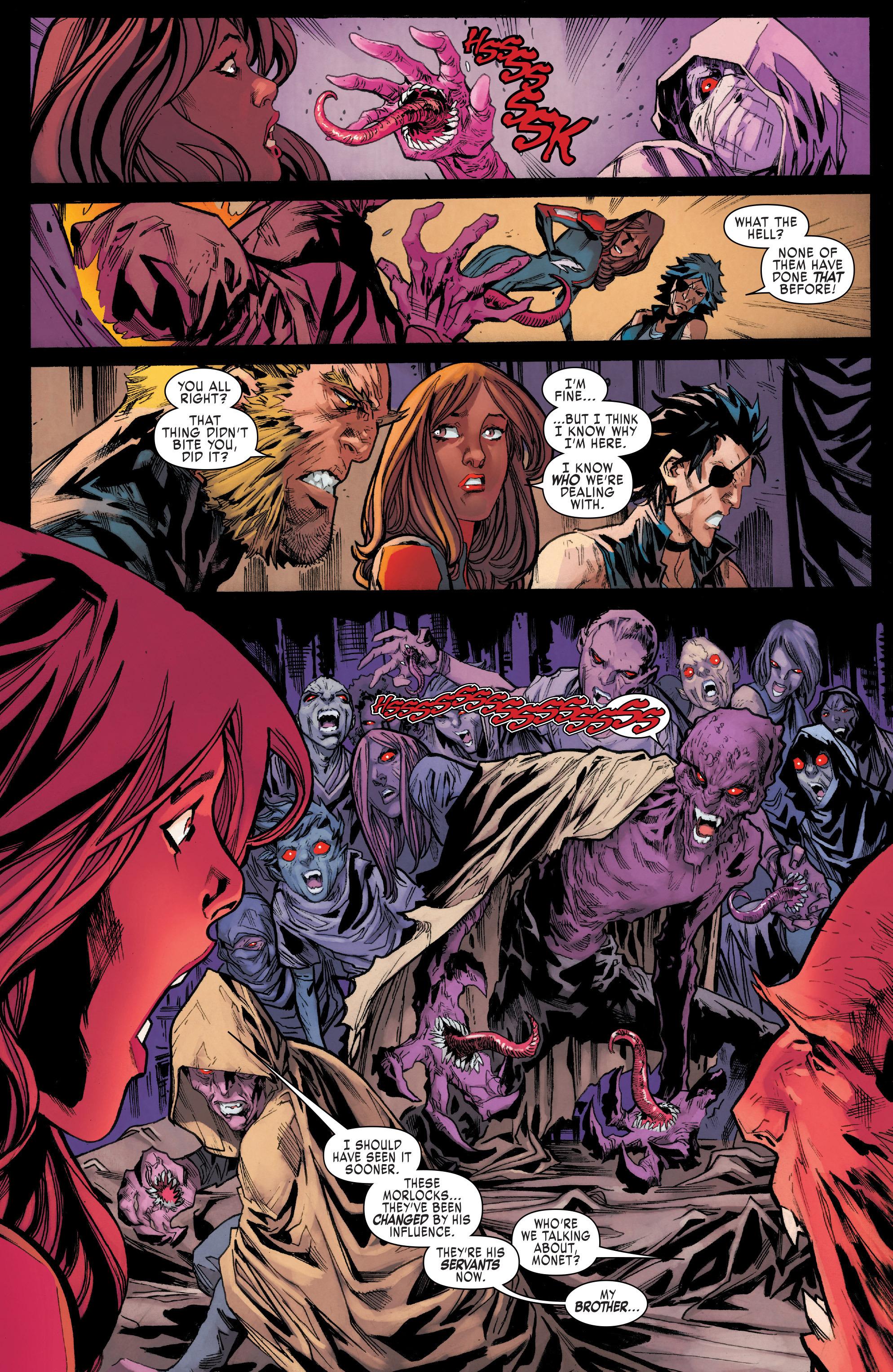 Read online Uncanny X-Men (2016) comic -  Issue #7 - 18