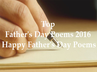 Top Father's Day Poems 2016 | Happy Father's Day Poems