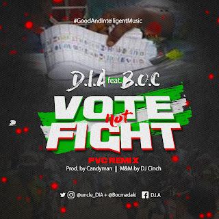 DIA FEAT BOC - VOTE NOT FIGHT