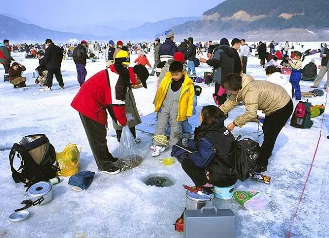 du lịch mùa đông Hàn Quốc 3