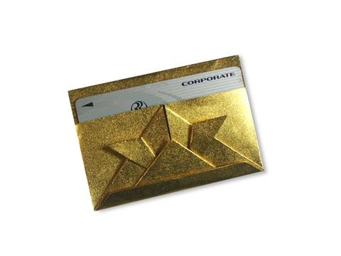 Cách gấp xếp cái ví dựng Card, thẻ ngân hàng hình cái mũ Samurai bằng giấy Origami