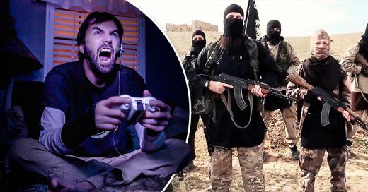 Gamers podrían ser reclutados para pelear contra ISIS