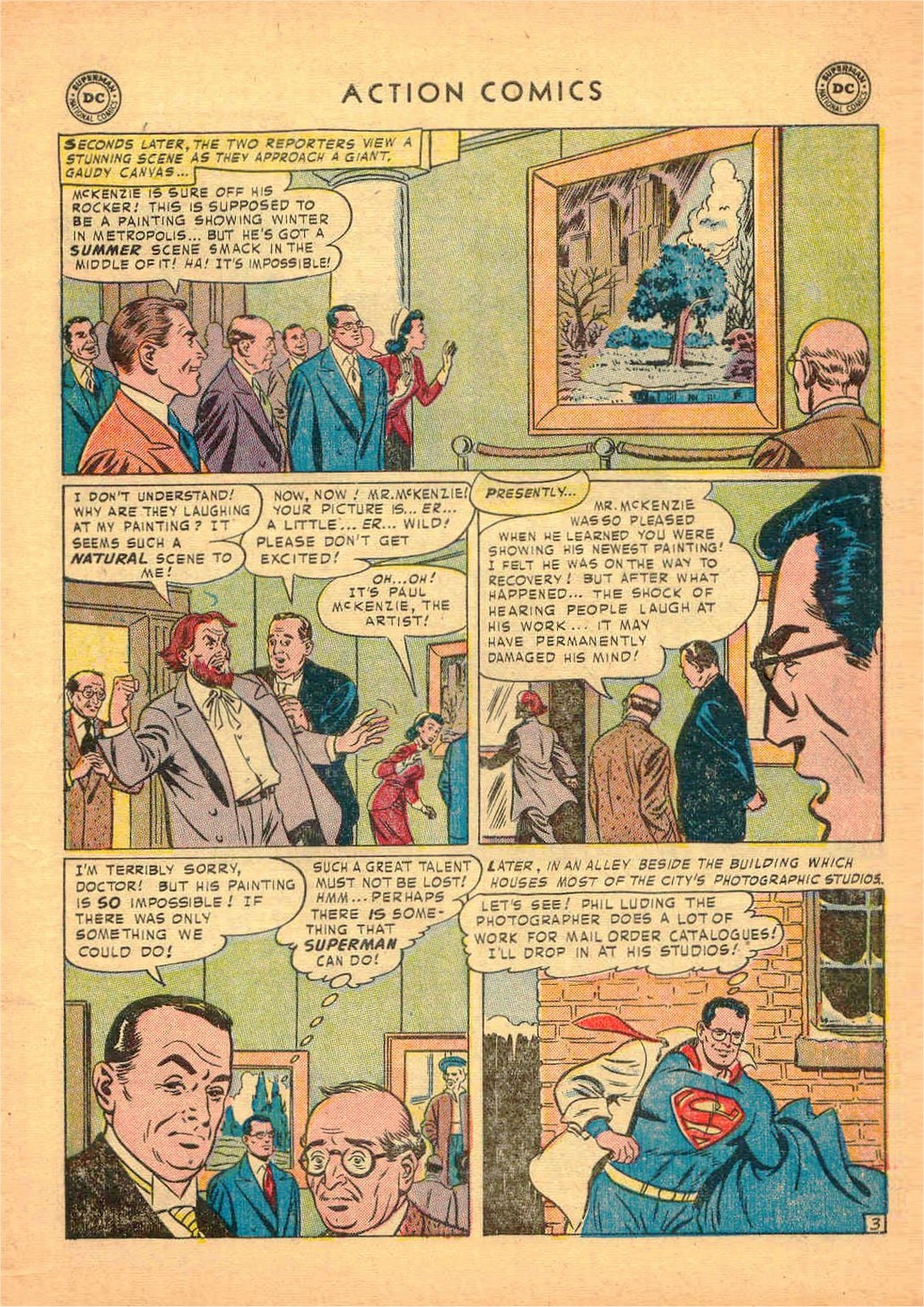 Action Comics (1938) 170 Page 4