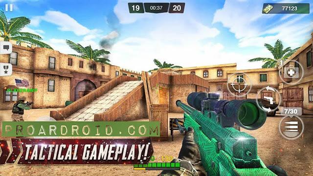 تحميل لعبة Special Ops: Gun Shooting v1.86 نسخة كاملة للأندرويد logo