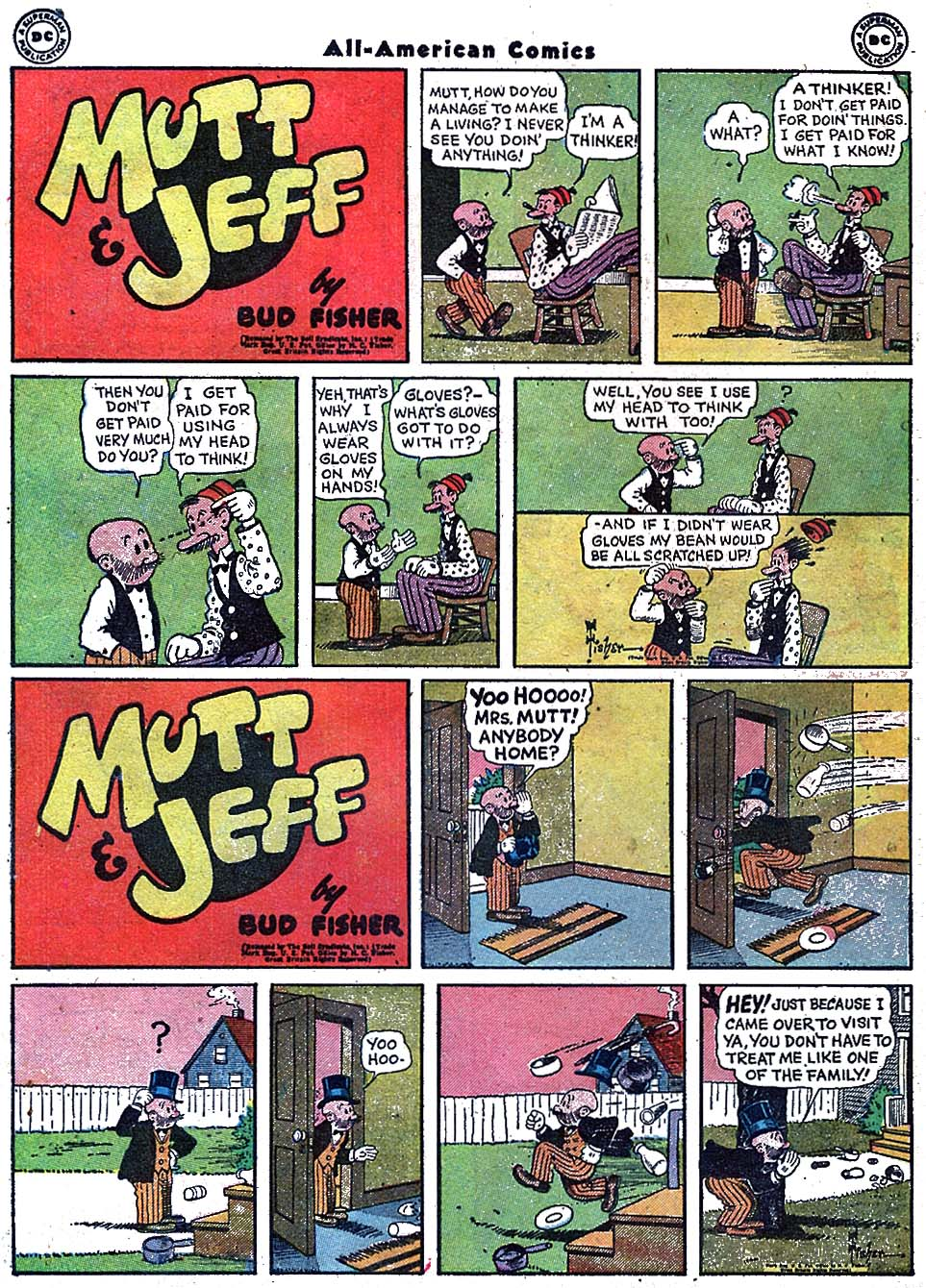 Read online All-American Comics (1939) comic -  Issue #84 - 8