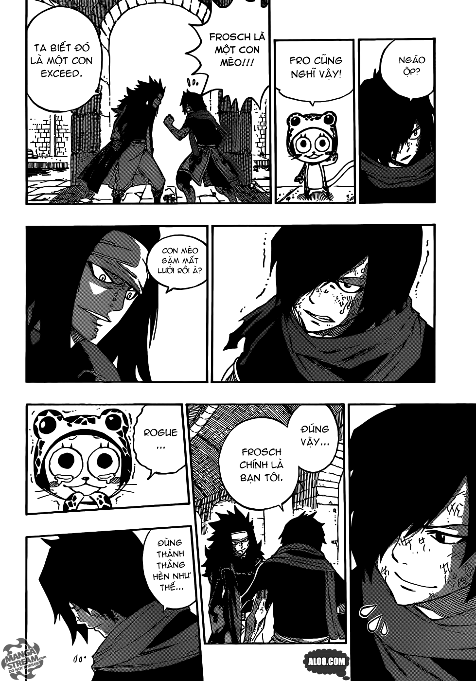 Fairy Tail chap 317 trang 21
