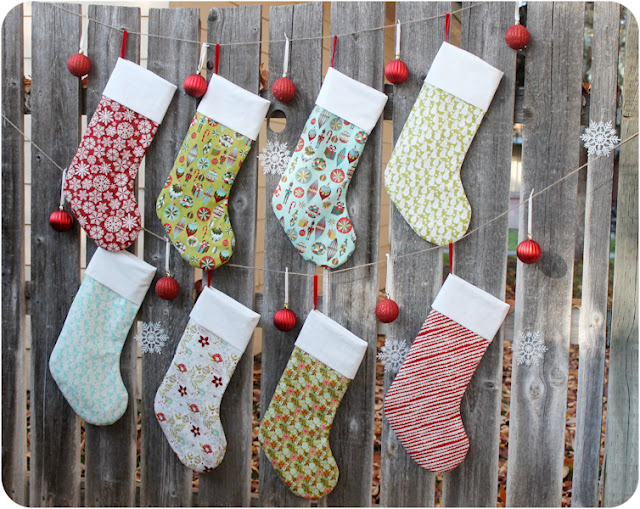 http://so-sew-easy.com/christmas-stockings-tutorial/