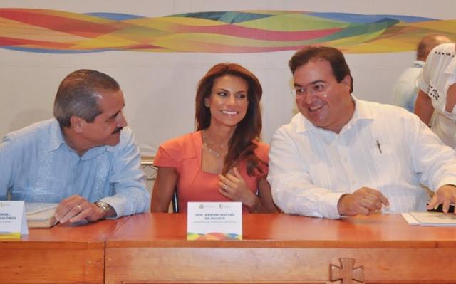 Testigos de la PGR afirman que Karime Macías era quien ordenaba las operaciones ilícitas.