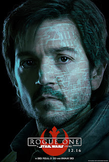 Rogue One A Star Wars Story Diego Luna Poster