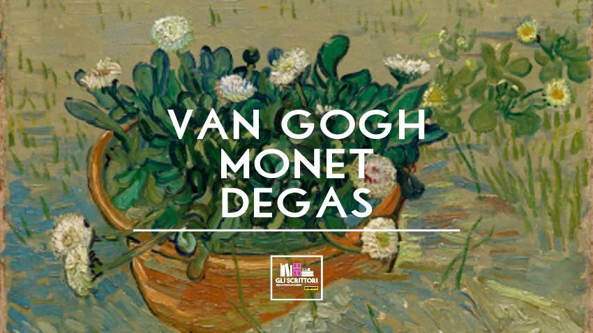 Van Gogh, Monet e Degas in mostra a Padova