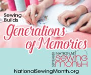 Nat'l. Sewing Month