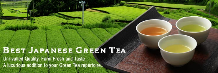 Japanese Green Tea - The Best In The World