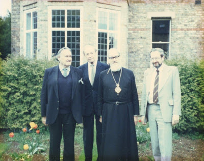 Mια σπάνια συνέντευξη με τον σερ Στήβεν Ράνσιμαν, συγγραφέα της «Ιστορίας των Σταυροφοριών»