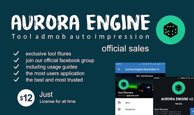 Tool Admob Auto Impression (Aurora Engine)