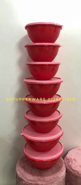 Tupperware Wondelier Bowl Set